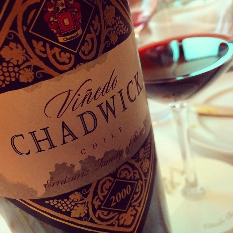 Viñedo Chadwick 2000