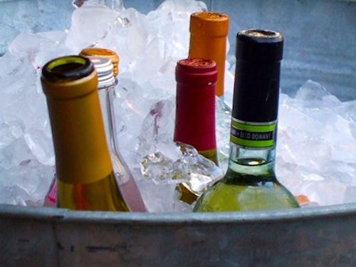 Como deixar seu vinho na temperatura ideal