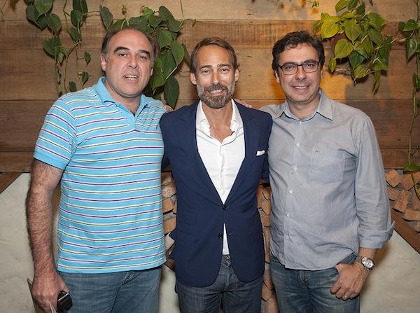 Beto Duarte, Piero Incisa e eu