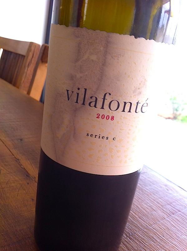 Vilafonté Series C 2008