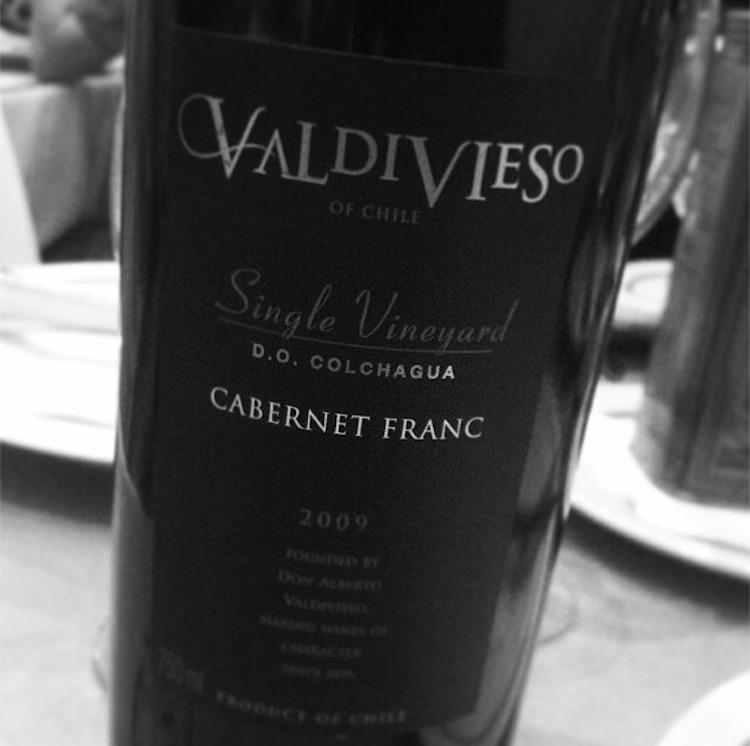 Valdivieso Cabernet Franc Single Vineyard 2009