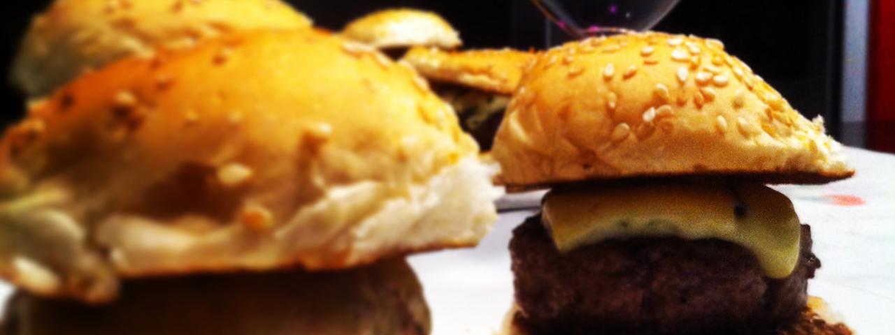 Menu de Baco – Hambúrguer
