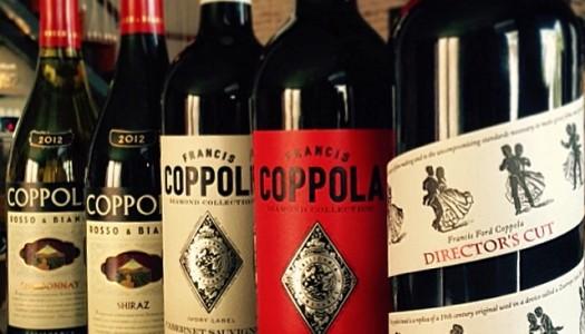Conheça os vinhos de Francis Ford Coppola