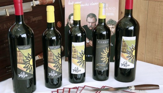 Bodega Pisano assina os vinhos La Tregua no restaurante El Tranvía