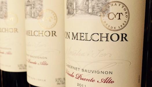 Don Melchor lança safra 2011