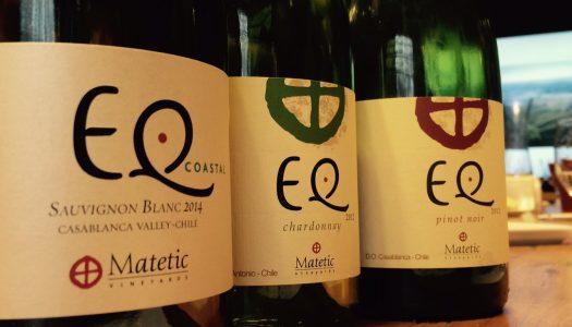 Os vinhos biodinâmicos da Viña Matetic
