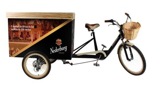 Nederburg apresenta sua Wine Bike em foodpark