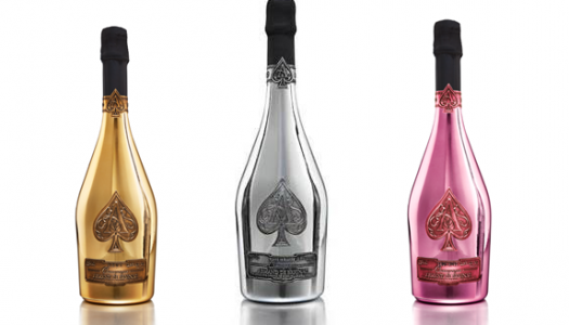 Champagne Armand de Brignac estreia no Brasil pela Domno Importadora