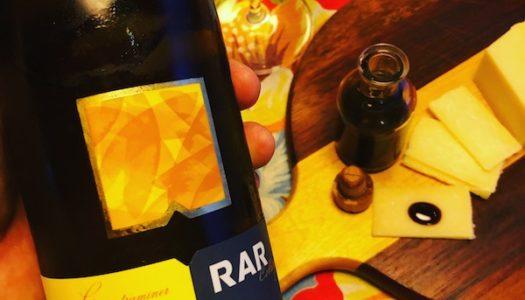 Segunda parte da experiência do Clube RAR
