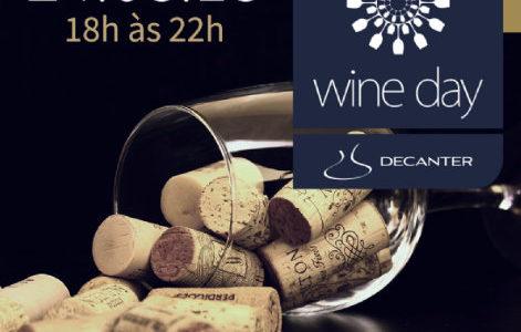 Wine Day traz mais de 100 rótulos de vinhos importados e nacionais para Campinas