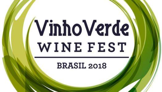 Vinho Verde Wine Fest no Rio de Janeiro e São Paulo